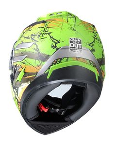 GLX Dual Visor Full Face Motorcycle Street Bike Helmet Gloss Yellow DOT Totem Graphic -- Check this awesome product by going to the link at the image. (This is an affiliate link) Street Bike Helmets, Street Bikes, Motorcycle Helmets, Bicycle Helmet, Helmet Brands, Full Face, Yellow, Popular, Link