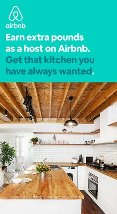No matter what kind of home or room you have to share, Airbnb makes it simple and secure to earn money and reach millions of travelers looking for unique places to stay, just like yours. Tap the Pin and get started. Farmhouse Homes, Farmhouse Chic, Barge Interior, Interior Design, Nordic Interior, Home Office Decor, Diy Home Decor, Smart Home Ideas, Kitchen Interior
