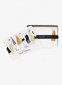 Garance Doré Boutique - Friends Social Stationery. Drat it all, why are you sold out.