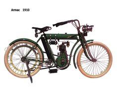 EL BLOG DE ÁNGEL J. ROJAS y A. S. J.: MOTOS ANTIGUAS: ARMAC 1910