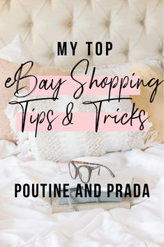 eBay is a great resource for amazing bargains and second hand steals. Use my top tricks to shop eBay like an expert! #ebaybuying #ebaycanada #ebayfinds #ebayclothes #ebayhacks Ebay Shopping, Shopping Tips, Shopping Websites, Living On A Budget, Poutine, Anniversary Jewelry, Blog Sites, Fashion Seasons, All Things Beauty