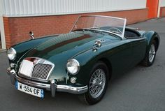 MGA 1957 -- a real beauty!