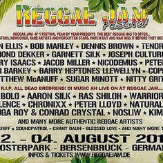 Reggae Jam 2013 Bersenbruck, Germany by Ras Shiloh AKA RasShiHigh, via Flickr