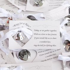 Mini Wedding Bells