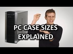 Liked on YouTube: PC Case Sizes as Fast As Possible What's a mid tower? What's a full tower? What's a cube case? All these questions answered and more in only a few minutes!  Sponsor message: Cooler Master has a wide range of computer case solutions. Check 'em out below!!  Sponsor Link: http://ift.tt/1GCZ9hz