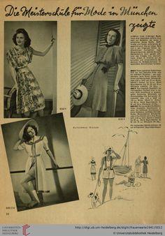 Een modeblad speciaal voor elegante nazivrouwen   VICE Netherlands