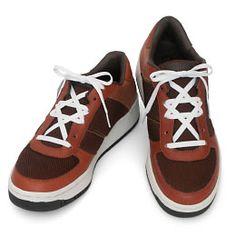 Reebok Shoe Lace Tying