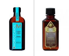 Moroccanoil Hair Treatment/ One n Only Aragon Oil Both are excellent, seriously. Can't go wrong.