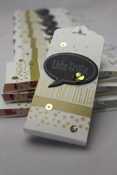 Kinder Country Verpackung, Bild2, gebastelt mit Produkten von Stampin' Up!