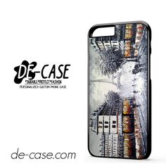 Painting Paris At Dusk Street Scene With Eiffel Tower DEAL-8377 Apple Phonecase Cover For Iphone 6 / 6S