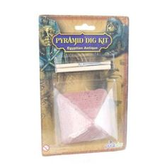 Egyptian Pyramid Dig it Out Kit Puckator https://www.amazon.de/dp/B004VEH4BE/?m=A37R2BYHN7XPNV
