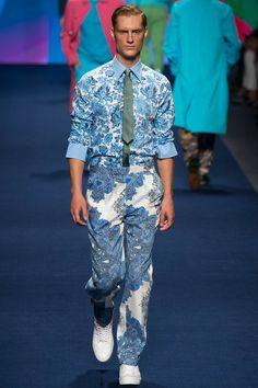 Etro | Spring 2015 Menswear Collection | Style.com