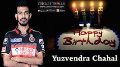 Happy Birthday Yuzvendra Chahal For more cricket fun and updates click http://ift.tt/2gY9BIZ - http://ift.tt/1ZZ3e4d