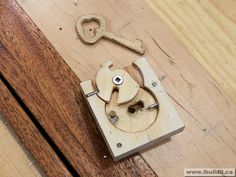 How To Make A Wooden Treasure Box, Page 2