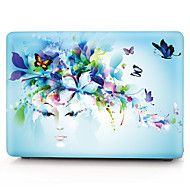 Creative+Flower+Girl+Pattern+MacBook+Computer+Case+For+MacBook+Air11/13+Pro13/15+Pro+with+Retina13/15+MacBook12+–+AUD+$+32.88 Macbook Air 11 Inch, Macbook Air Pro, Graffiti Girl, Macbook Case, Computer Case, Laptop Decal, Laptop Bag, Aud, Creative