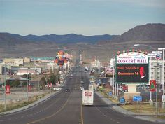 Wendover Nevada .. mini Vegas!...very mini... like those 'fun' sized candy bars