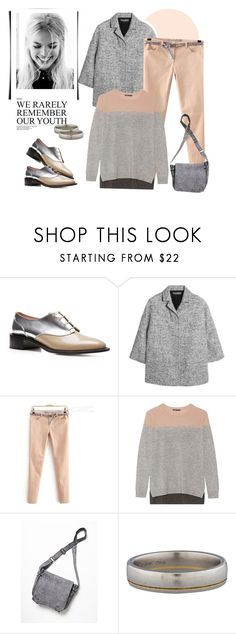 """""""We rarely remember our youth...."""" by gul07 ❤ liked on Polyvore featuring Rochas, Dolce&Gabbana, Vince, Free People and Christian Bauer"""