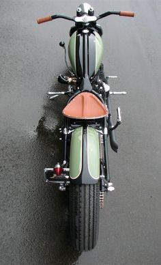 45 flathead custom