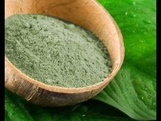 Argila verde tratando  a celulite