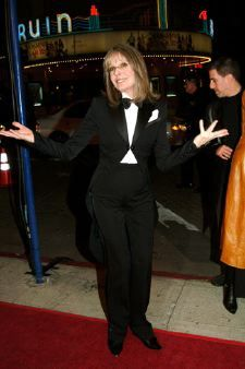 Diane Keaton: i love this woman for her uniqueness and down to earth qualities :) definitely someone i look up to!