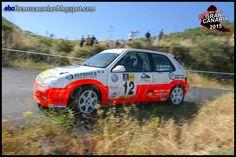 Rallye Isla de Gran Canaria 2015. German Santiago - Pepo Batista