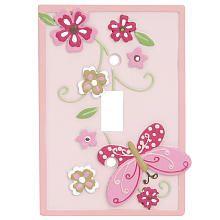 """Little Boutique Switch Plate - Floral - Babies R Us - Babies """"R"""" Us"""