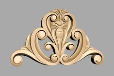 A987 Tv Cabinet Design, Greek Pattern, 3d Cnc, Wood Carving Patterns, 3ds Max, Baroque, House Design, Sculpture, Appliques