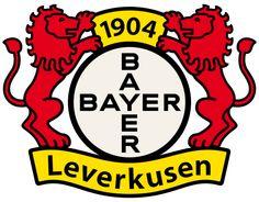 Unternehmenslogo der Bayer 04 Leverkusen Fußball GmbH