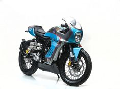 FB Mondial Pagani 125 - The Doctor Motos