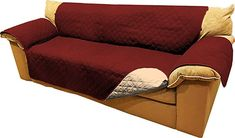 8 COLOR REVERSIBLE MICROFIBER PET COUCH SOFA FURNITURE PROTECTOR COVER 4 SIZES