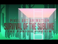 Survival of the Sublime | Pixel Art Animation | Short Film - YouTube
