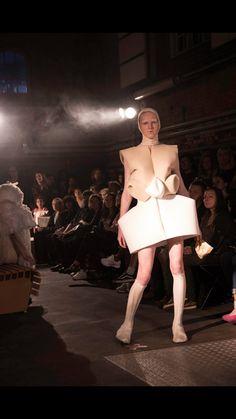 #Love #walking #the #runway #for @textilskolen2840 #in @amaliegrauengaard #dress #beautiful #photo @pernille_sandberg #thanks #so #much 💃🏼❤️