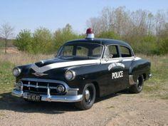 ◆Medford Township, MI PD 1953 Chevrolet Police Car◆
