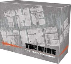 The Wire: The Complete DVD Series