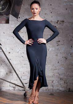 Chrisanne Clover Ruby Latin Dress   Dancesport Fashion @ DanceShopper.com