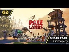 Closed Beta Gameplay for Pale Lands