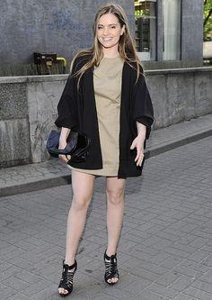 One poszły w ślady sławnych mam! Normcore, Vogue, Celebs, Style, Fashion, Celebrities, Swag, Moda, Fashion Styles