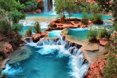 Oasis, Havasu Falls, Arizona