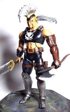 Ares D.A. (Marvel Legends) Custom Action Figure
