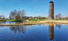 Watertoren, Rokkeveen, Zoetermeer Foto: Petra Simons
