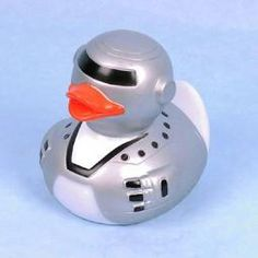 Robot Rubber Duck