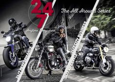 #24/7, The All Around Series. Anytime, Everywhere. 24 hours a day, 7 days a week. http://goo.gl/825v7Z