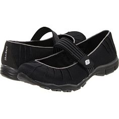 SKECHERS - Mambo-Evolving :    Bought these as walking shoes for layovers... Hate wearing sneakers.   THey look a lot better in person, but I'm still not sure about them.