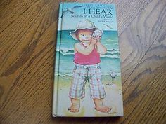 I HEAR, Sounds in a Child's World - scarce Eloise Wilkin book, 1971 Lucille Ogle