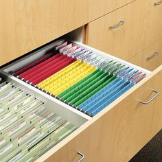 Steel Hanging Folder Drawer Frame, Letter/Legal Size, 12 – Office Organization At Work
