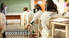 Película «La Educación Prohibida» en Los Olivos. Esta es una producción argentina independiente que se propone cuestionar las lógicas de la escolarización moderna y la forma de entender la educación de los últimos 200 años, planteando la urgente necesidad de un nuevo paradigma educativo. En el Cine Club Cielo.