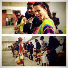 """O Carnaval de Cláudia Vieira em Cabo Verde: """"Tudo apostos para o carnaval de Mindelo!!!"""""""