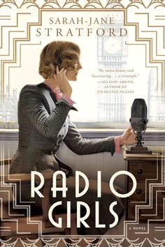 The Great War is over, and change is in the air, in this novel that brings to life the exciting days of early British radio…and one woman who finds her voice while working alongside the brilliant women and men of the BBC.   London, 1926. American-raised Maisie Musgrave is thrilled to land a job as a secretary at the upstart British Broadcasting Corporation, whose use of radio—still new, strange, and electrifying—is captivating the nation. But the hectic pace, smart young staff, and…
