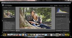 Learn how to use the Detail Panel in Lightroom!