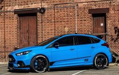 """My """"TUNED"""" ford focus rs mods Down piped Spitting flames 🔥🔥🔥 Ford Rs, Car Ford, Ford Focus, Eco Friendly Cars, Ford Fiesta St, Steampunk, Lifted Ford Trucks, Ford Fusion, Mustang Cars"""